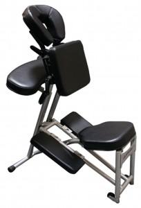 Stronglite Ergo Pro Massage Stoel Zwart